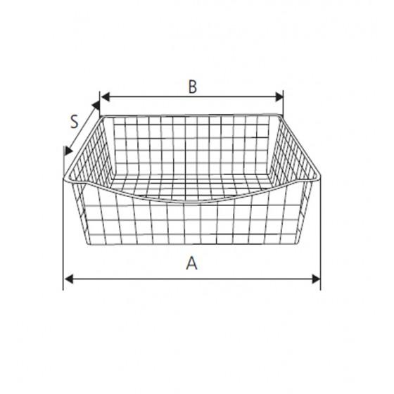 Roller korv 150/40SM-45/55