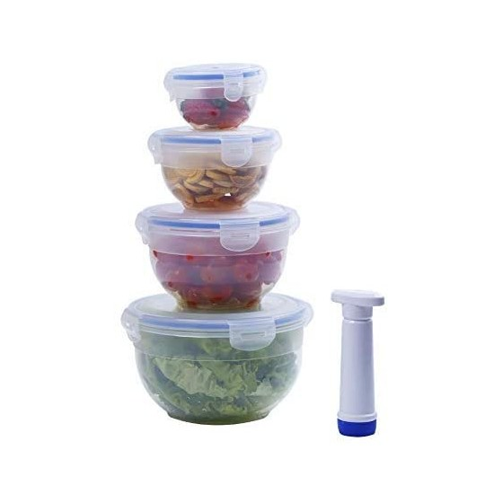 Vaakum toidukarpide komplekt ASPIFRESH