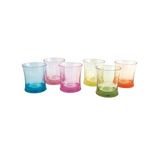 Klaasidekomplekt, Partyset, 414ml 6tk/pkk