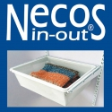 Necos IN-OUT riiulisüsteem