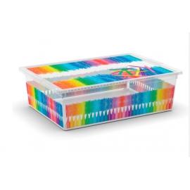 C-BOX Style Geometric L
