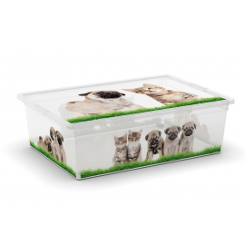 C-BOX Style Puppy&Kitten L
