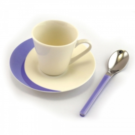 NATURA espresso kohvitassi komplekt Water / Vesi