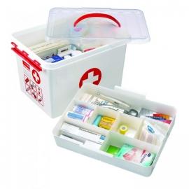 Kоробка для лекарств 22L