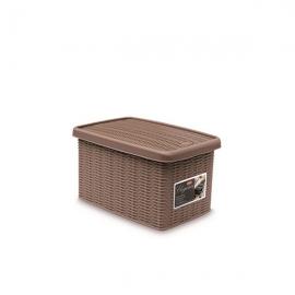 "Коробка ""Elegance"" S светло-коричневая"