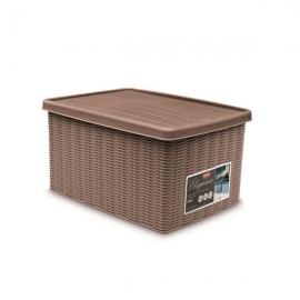 "Коробка ""Elegance"" M светло-коричневая"