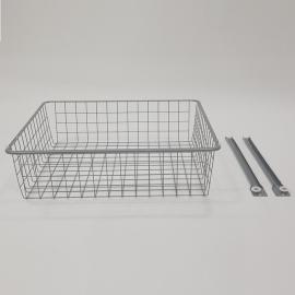 Корзина EasyRun XL + направляющие (серый)